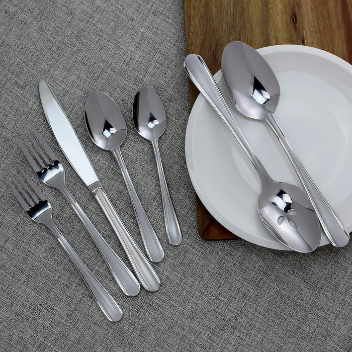 Studio Cuisine Satin Eastlyn 42 Pc Set