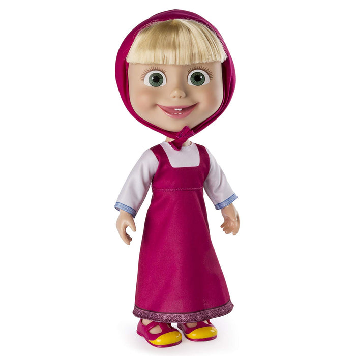 Masha and the Bear - Interactive Masha Figure
