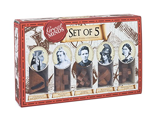 Great Minds Set of Five (Female)
