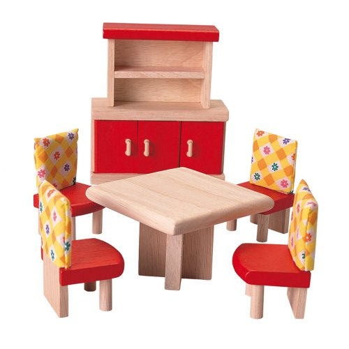 PlanToys Doll House Dining Room - Neo Style