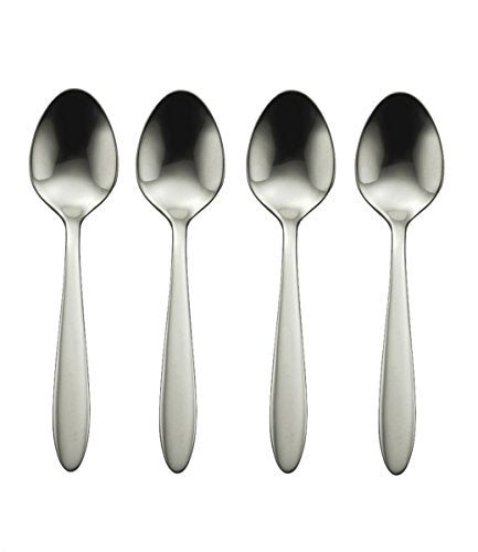 Oneida Mooncrest Teaspoons, Set of 4