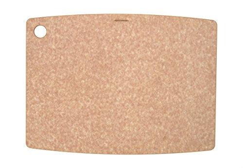 Epicurean Kitchen Series Cutting Board, 17.5-Inch by 13-Inch, Natural