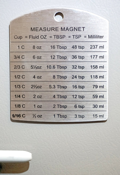 Endurance Measure Magnet