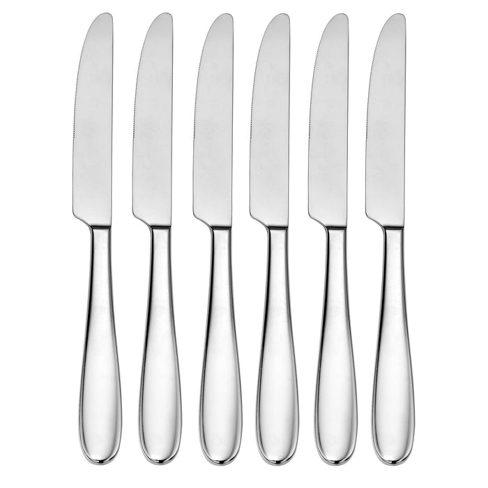 Craft Kitchen CLASSIC S/6 DINNER KNIVES