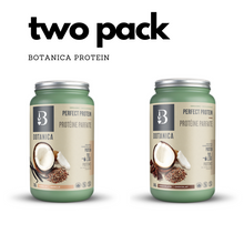 Load image into Gallery viewer, Botanica Perfect Protein - 2 Pack (Best Before Date: April, 2021)
