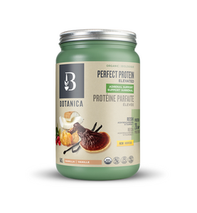 Botanica Perfect Protein Elevated - Adrenal Support (Best Before Date: March, 2022)