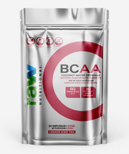 Load image into Gallery viewer, Raw Nutritional Vegan BCAA & Coconut Water
