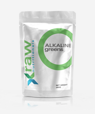 Raw Nutritional Organic Vegan Alkaline Greens Superfood Powder (Best Before: August 2022)