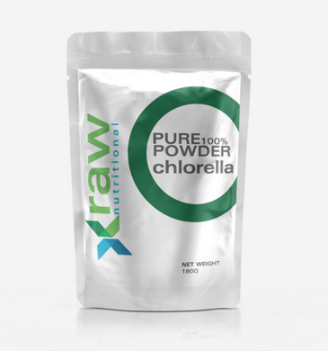 Raw Nutritional Organic Chlorella Powder