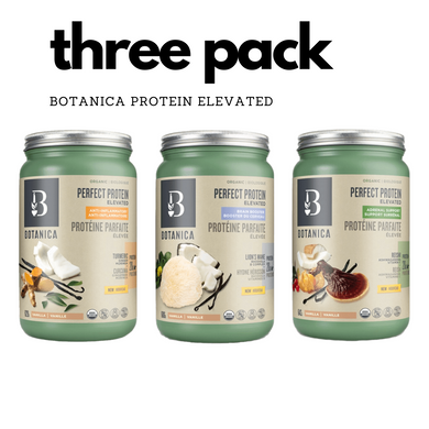 Botanica Perfect Protein Elevated - 3 Pack (Best Before Date: March 2021)