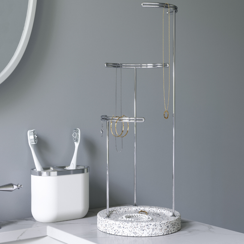 Add Contemporary Coziness to Your Bathroom Vanity