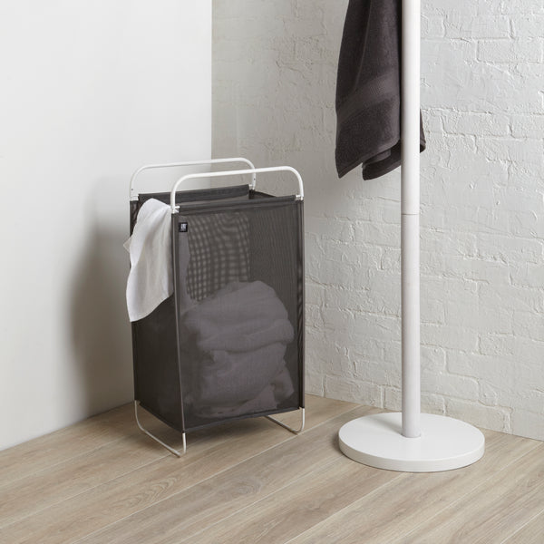 laundry basket, laundry hamper