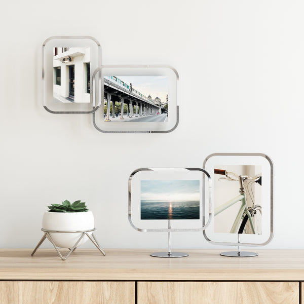 Infinity Sqround Picture Frame
