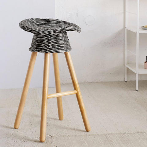 Umbra Shift Coiled Counter Stool
