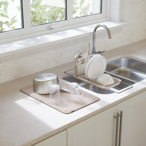Dish Racks | color: Latte | Hover