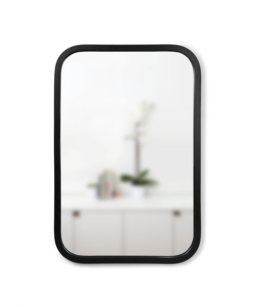 Wall Mirrors | color: Black | size: 16X24