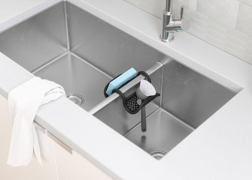 Sink Caddy | color: Black | Hover