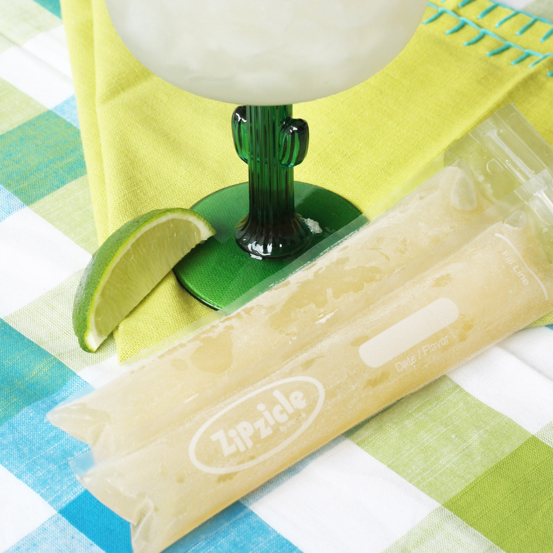 Margarita Ice Pops
