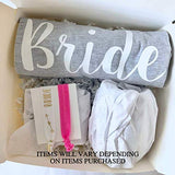 Engagement Gift Box | Future Mrs Wine Glass | Personalized Ring Dish | Wedding Gift for Best Friend | Proposal | Bride Tshirt