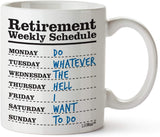Funny Retirement Gifts for Women Men Dad Mom. Retirement Coffee Mug Gift. Retired Mugs for Friends Coworkers Office & Family. Unique Novelty Ideas for Her Nurses Navy Air Force Military Gag
