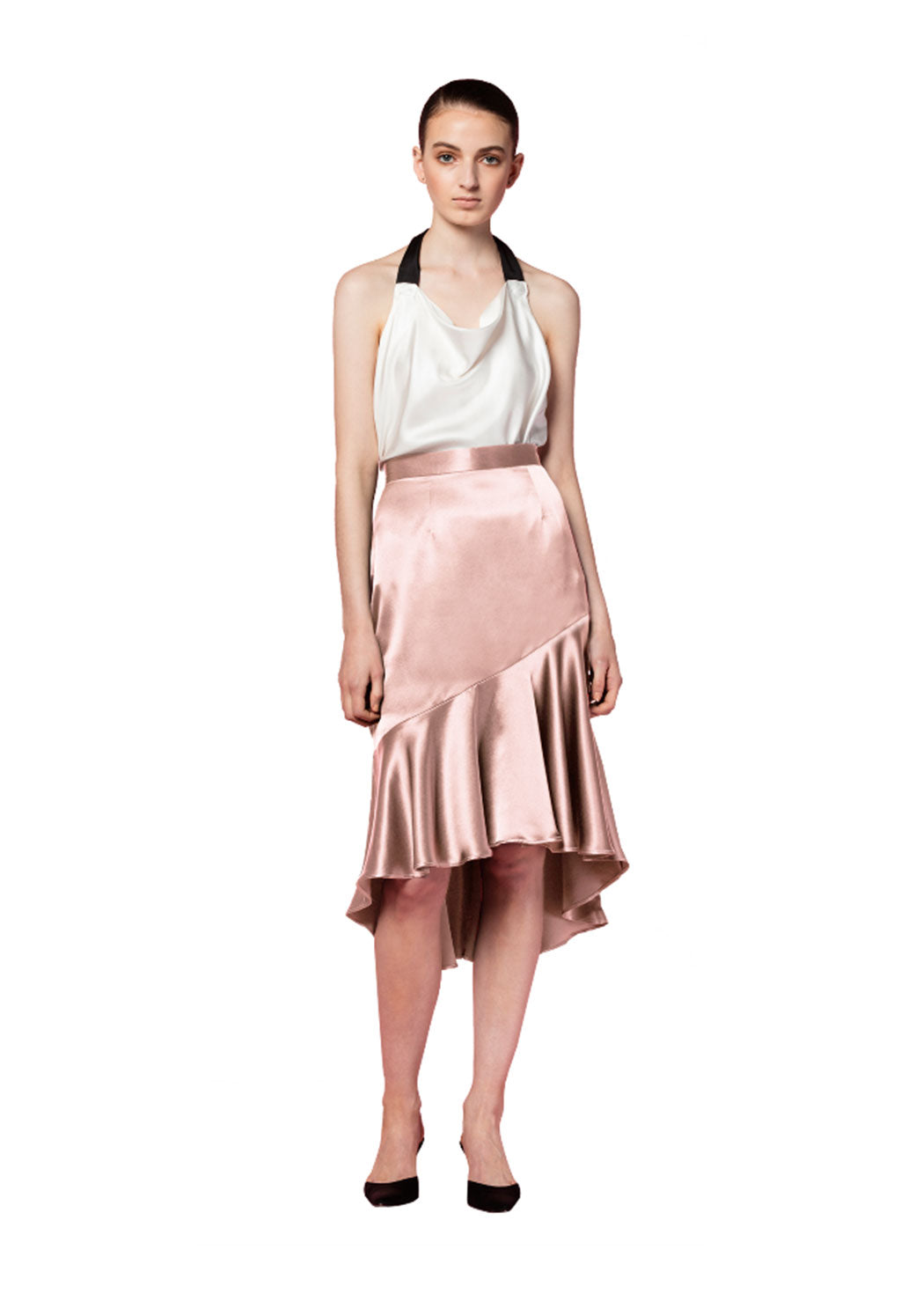 Lania Skirt Blush