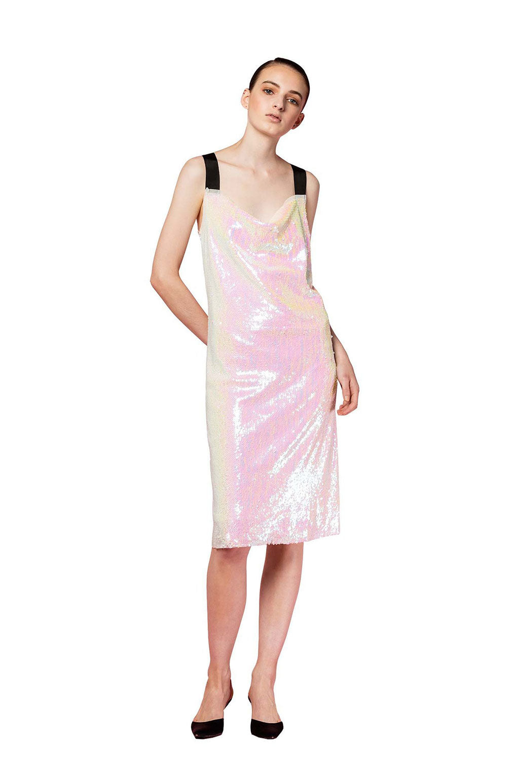 Saint Dress Mermaid Pink