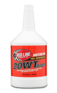 Red Line - Red Line 20WT Race Oil 5W20 (10204) Case of 12 - Motor Oil -5W-20, Honda Civic, Honda S2000, Motor Oil, Red Line, Scion FR-S, Subaru BRZ, Toyota 86 - 10204 - Tatis Motorsports
