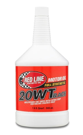 Red Line 20WT Race Oil 5W20 (10204) Case of 12-Motor Oil-Red Line-5W-20, Honda Civic, Honda S2000, Motor Oil, Red Line, Scion FR-S, Subaru BRZ, Toyota 86-Tatis Motorsports