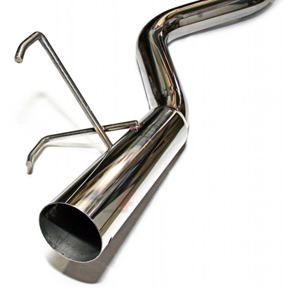 Buddy Club BC03-SP2EXAP Spec II Exhaust (00-09 Honda S2000)-Exhaust-Buddy Club-Buddy Club, Exhaust, Honda S2000-Tatis Motorsports
