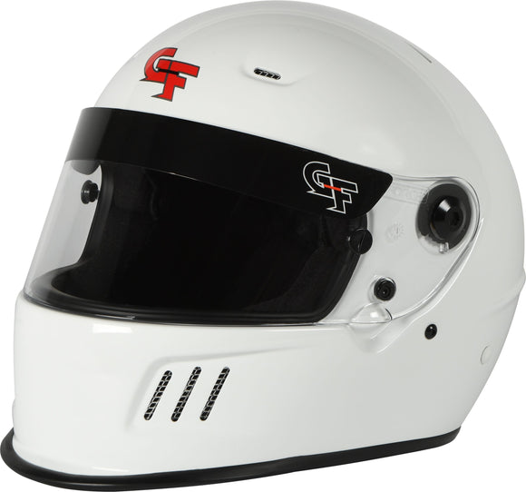 G-Force Rift Snell SA2020, Head and Neck Support Ready, Flat Black-Helmet-G-FORCE-G-Force, Helmet-Tatis Motorsports