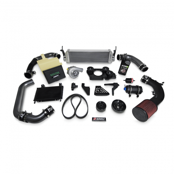 Kraftwerks - Kraftwerks Supercharger System - CARB Kit with EcuTek Tuning Solution 150-12-3301 - Supercharger Kit -EcuTek, Forced Induction, Kraftwerks, Scion FR-S, Subaru BRZ, Supercharger Kit, Toyota 86 - 150-12-3301 - Tatis Motorsports