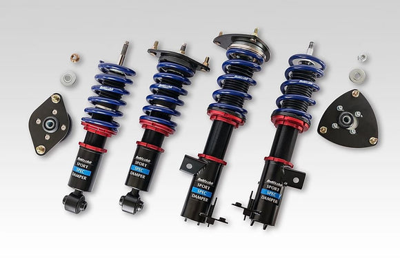 Buddy Club Sport Spec Damper Kit Subaru BRZ, Scion FR-S, Toyota 86 #BC02-SSTZN6-Coilovers-Buddy Club-Buddy Club, Coilover, Scion FR-S, Subaru BRZ, Toyota 86-Tatis Motorsports