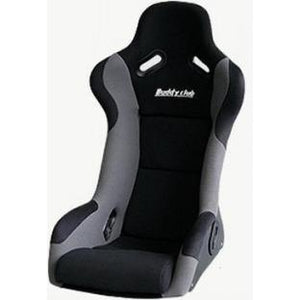 Buddy Club - Buddy Club BC08-RSBKSR-B Racing Spec Bucket Seat Regular Width - Race Seat -Buddy Club, Honda S2000, Race Seat - BC08-RSBKSR-B - Tatis Motorsports