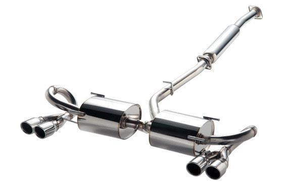 HKS 32018-AF009 LEGAMAX Sports Exhaust with Bumber Garnish (Subaru BRZ, Scion FR-S, Toyota 86)-Exhaust-HKS-Exhaust, HKS, Scion FR-S, Subaru BRZ, Toyota 86-Tatis Motorsports