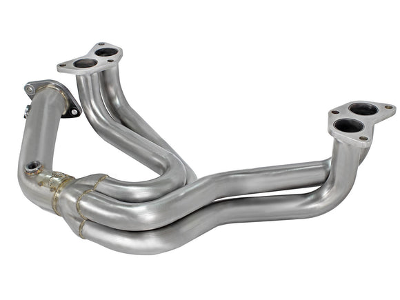 aFe Power - aFe Power Race Series Twisted Steel Long Tube Header 4-1 (86,BRZ,FR-S) 48-36005-HN - Header -aFe Power, Header, Scion FR-S, Subaru BRZ, Toyota 86 - 48-36005-HN - Tatis Motorsports