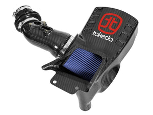 aFe Power Takeda Black Series Momentum Carbon Fiber CAI w/Pro 5R Filter Honda Civic Type R 17-20 58-10002R-Air Intake-aFe Power-aFe Power, Air Intake, Honda Civic Type R FK8-Tatis Motorsports