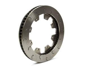 AP Racing Brake Rotor J-Hook, Drivers Side, 2.190 in OD, 1.250 in Thick, 8 x 7.000 in Bolt Pattern, Iron, Natural, Each APB1901727-Brake Rotors-AP Racing-AP Racing, Audi, Front Brake Rotor, Honda Civic, Honda Civic Type R FK8, Honda Del Sol, Honda S2000, Porsche, Porsche Boxster, Porsche Cayman, Rear Brake Rotor, Subaru BRZ, Subaru Impreza, Subaru Impreza WRX, Subaru Impreza WRX STI, Subaru Legacy, Subaru WRX, VW Golf, VW GTI, VW GTI MKVII (MK7)-Tatis Motorsports