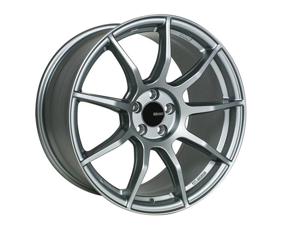 Enkei - Enkei TS9 Wheel Tuning Series (Silver, Black, Platinum Gray) 18x9.5 5x100 40mm - Wheels -18x9.5 5x100 40mm, Enkei, Scion FR-S, Subaru BRZ, Toyota 86, TS9, Wheels - 492-895-8040GR - Tatis Motorsports