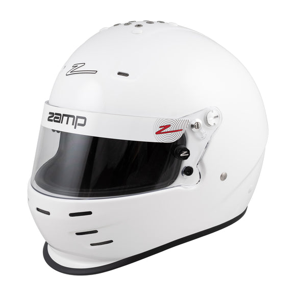 Zamp - Zamp RZ-36 Full Face Snell SA2020 Helmet, Head and Neck Support Ready - Helmet -Helmet, Zamp - ZAMH768001XS - Tatis Motorsports