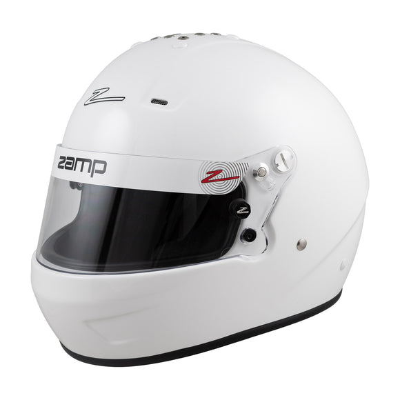 Zamp - Zamp RZ-56 Full Face Snell SA2020 Helmet, Head and Neck Support Ready - Helmet -Helmet, Zamp - ZAMH770001S - Tatis Motorsports