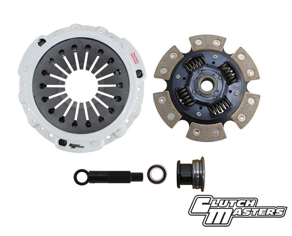 Clutch Masters FX250 Single Disc Clutch Kit - PP & 6-puck Disc (01-09 Honda S2000) 08023-HR0F-Clutch-Clutch Masters-Clutch, Clutch Masters, Drivetrain, Honda S2000-Tatis Motorsports