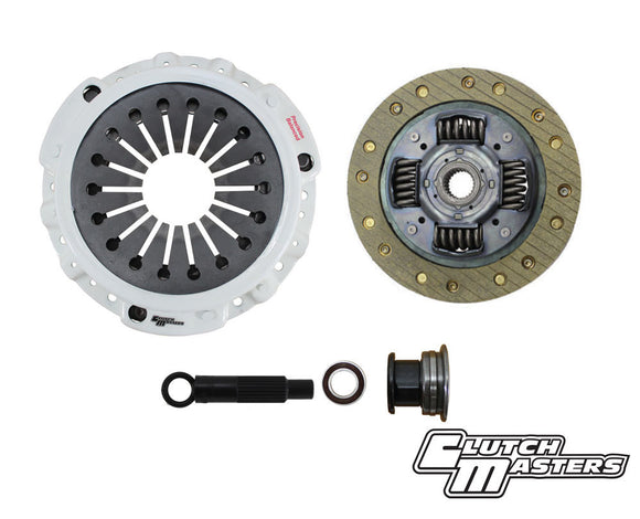 Clutch Masters - Clutch Masters FX200 Stage 2 Kevlar lined Disc Clutch Kit (01-09 Honda S2000) 08023-HRKV - Clutch -Clutch, Clutch Masters, Drivetrain, Honda S2000 - 08023-HRKV - Tatis Motorsports