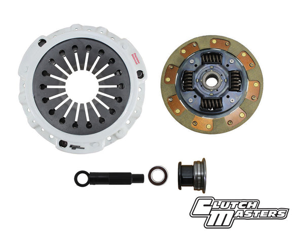 Clutch Masters - Clutch Masters FX300 Kevlar lined Disc Clutch Kit (01-09 Honda S2000) 08023-HRTZ - Clutch -Clutch, Clutch Masters, Drivetrain, Honda S2000 - 08023-HRTZ - Tatis Motorsports