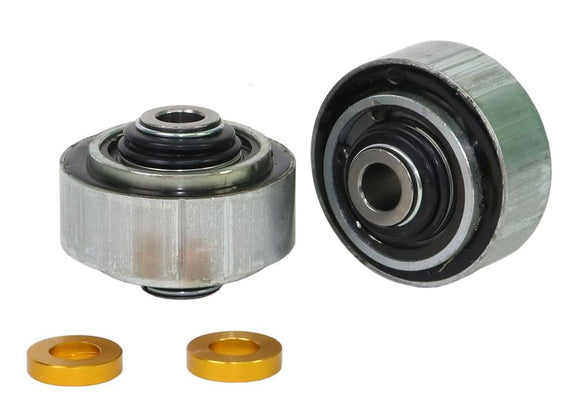 Whiteline Front Bushing Kit - Hyundai Veloster N #KCA474-Suspension Bushing-Whiteline-Hyundai Veloster N, Suspension Bushing, Whiteline-Tatis Motorsports