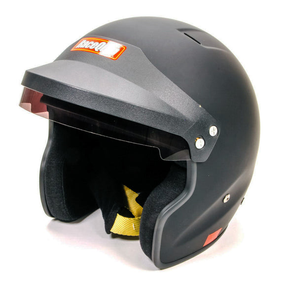 RaceQuip Helmet, OF20 Open Face, Snell SA2020, Head and Neck Support Ready-Helmet-RaceQuip-Helmet, RaceQuip-Tatis Motorsports