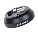 NRG Short Hub Adapter SRK-160H (Mazda, Kia, Hyundai) Black-Steering Wheel Hub-NRG-Mazda 6 Mazdaspeed, Mazda Miata, NRG, Steering Wheels & Accessories-Tatis Motorsports