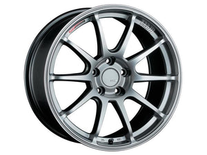 SSR GTV02 Wheel Flat Black 18x9 5x114.3 +45 - Includes Center Cap-Wheels-SSR-18x9 5x114.3 45mm, GTV02, Honda S2000, SSR, Wheels-Tatis Motorsports