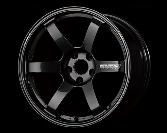 Volk Racing TE37 Saga 18x9.5 5x120 +45 Diamond Dark Gunmetal-Wheels-Volk Racing Wheel-18x9.5 5x120 45mm, Honda Civic Type R FK8, Volk Racing Wheel-Tatis Motorsports