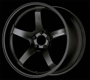 Advan Racing GT Premium Wheel for Porsche 18x8.5 5x130 +50mm Racing Titanium Black-Wheels-Advan Racing-18x8.5 5x130 50mm, Advan Racing, Porsche, Wheels-Tatis Motorsports