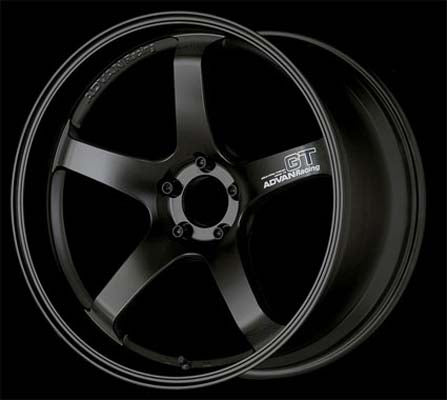 Advan Racing GT Premium Wheel for Porsche 18x10 5x130 +40mm Titanium Black-Wheels-Advan Racing-18x10 5x130 40mm, Advan Racing, Porsche, Wheels-Tatis Motorsports